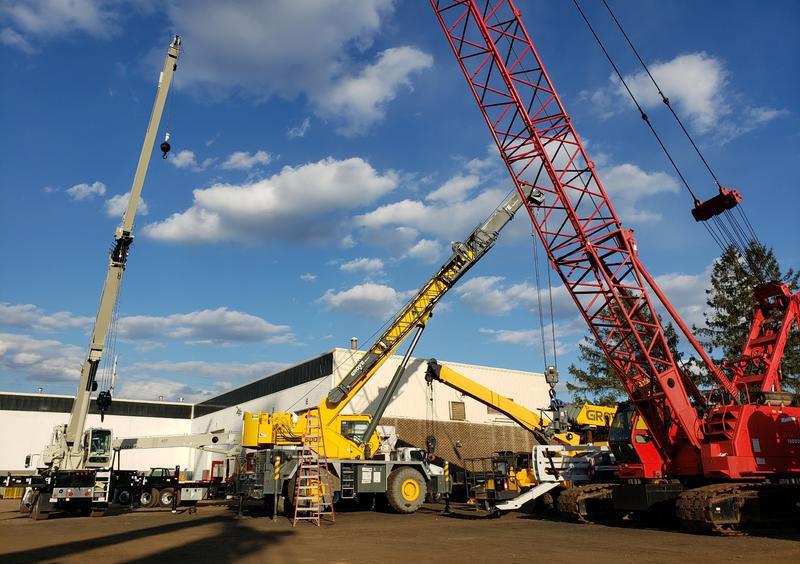 Heavy Equipment Dealer New York, New Jersey, & Pennsylvania